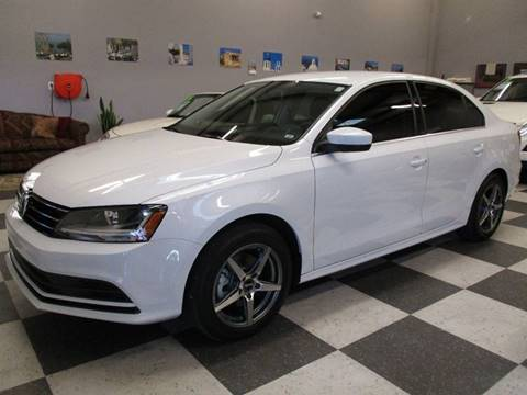 2017 Volkswagen Jetta for sale at Santa Fe Auto Showcase in Santa Fe NM