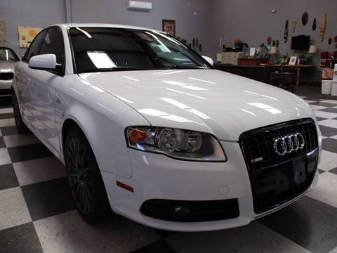 2008 Audi A4 for sale at Santa Fe Auto Showcase in Santa Fe NM