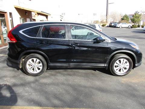 2014 Honda CR-V for sale at Santa Fe Auto Showcase in Santa Fe NM