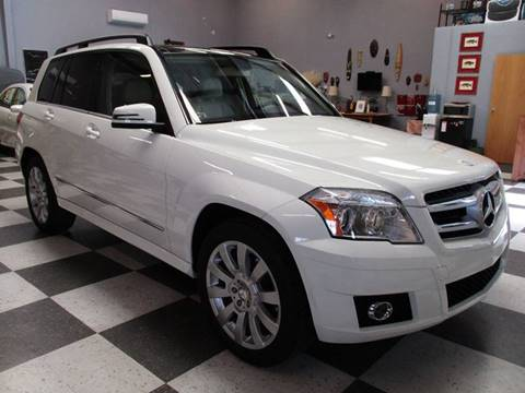 2012 Mercedes-Benz GLK for sale at Santa Fe Auto Showcase in Santa Fe NM