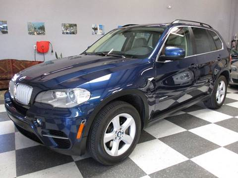 2012 BMW X5 for sale at Santa Fe Auto Showcase in Santa Fe NM