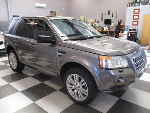 2010 Land Rover LR2 for sale at Santa Fe Auto Showcase in Santa Fe NM