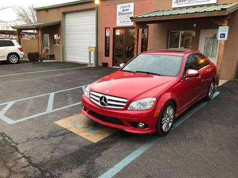 2009 Mercedes-Benz C-Class for sale at Santa Fe Auto Showcase in Santa Fe NM
