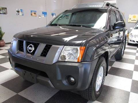 2006 Nissan Xterra for sale at Santa Fe Auto Showcase in Santa Fe NM