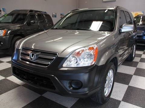 2006 Honda CR-V for sale at Santa Fe Auto Showcase in Santa Fe NM