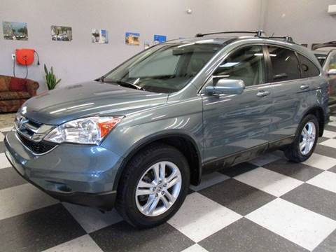 2010 Honda CR-V for sale at Santa Fe Auto Showcase in Santa Fe NM