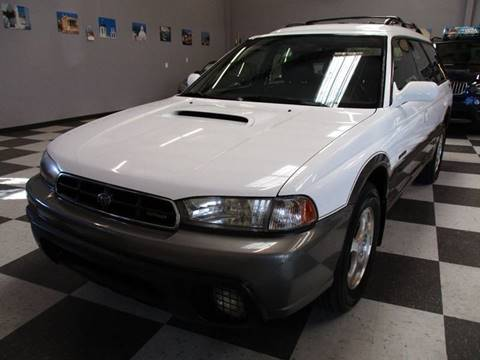 1998 Subaru Legacy for sale at Santa Fe Auto Showcase in Santa Fe NM