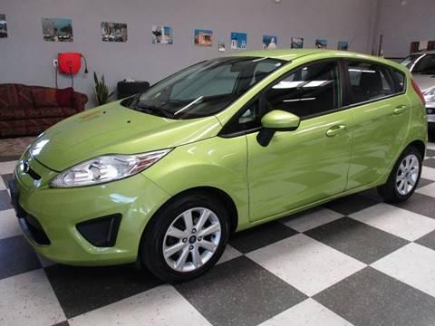 2011 Ford Fiesta for sale at Santa Fe Auto Showcase in Santa Fe NM