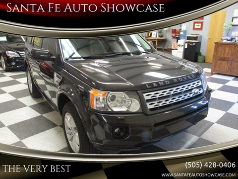 2012 Land Rover LR2 for sale at Santa Fe Auto Showcase in Santa Fe NM