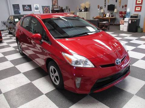 2012 Toyota Prius for sale at Santa Fe Auto Showcase in Santa Fe NM