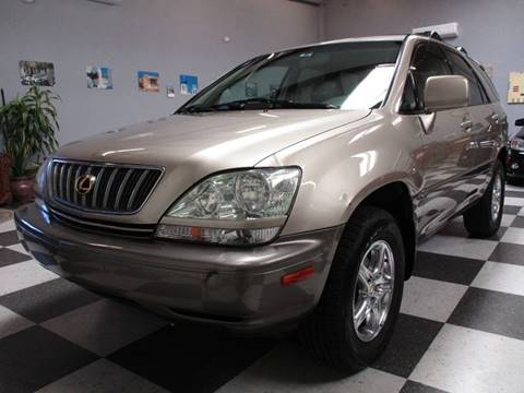 2002 Lexus RX 300 for sale at Santa Fe Auto Showcase in Santa Fe NM
