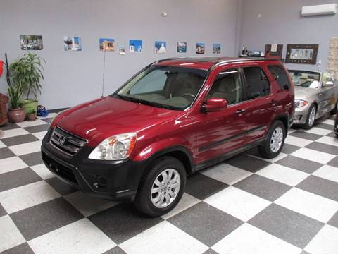 2005 Honda CR-V for sale at Santa Fe Auto Showcase in Santa Fe NM