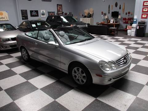 2004 Mercedes-Benz CLK for sale at Santa Fe Auto Showcase in Santa Fe NM