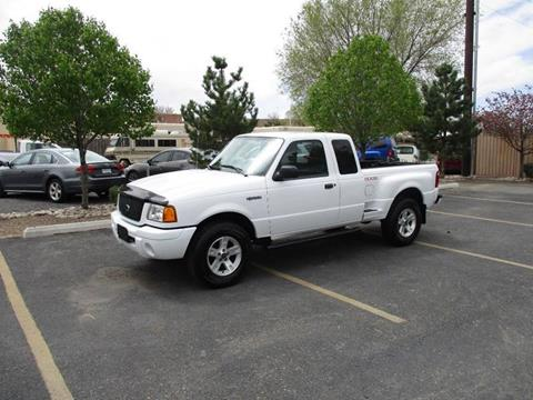 2003 Ford Ranger for sale at Santa Fe Auto Showcase in Santa Fe NM