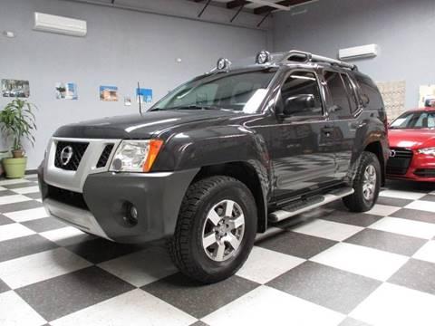 2011 Nissan Xterra for sale at Santa Fe Auto Showcase in Santa Fe NM