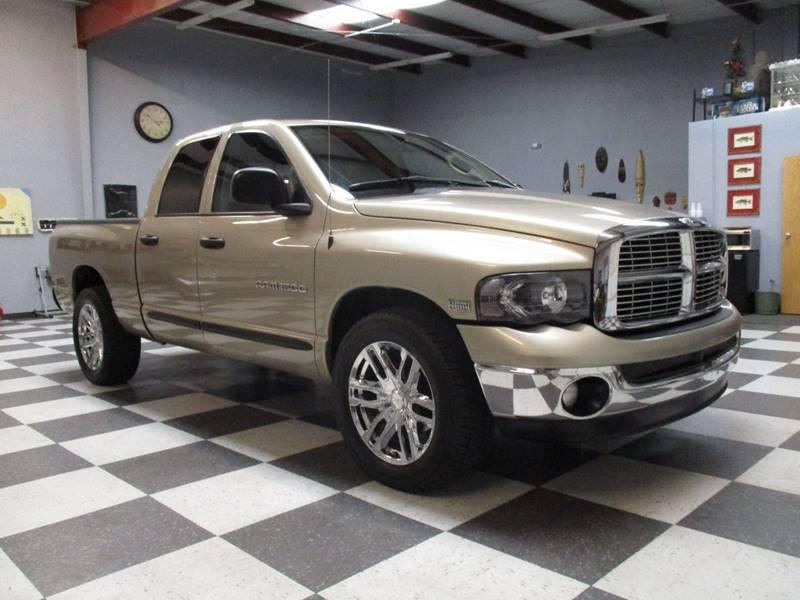 2004 Dodge Ram Pickup 1500 for sale at Santa Fe Auto Showcase in Santa Fe NM