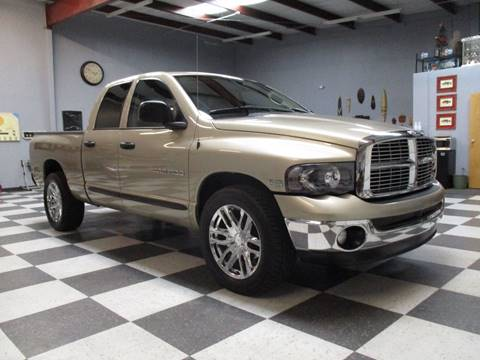 2004 Dodge Ram Pickup 1500 for sale at Santa Fe Auto Showcase in Santa Fe NM