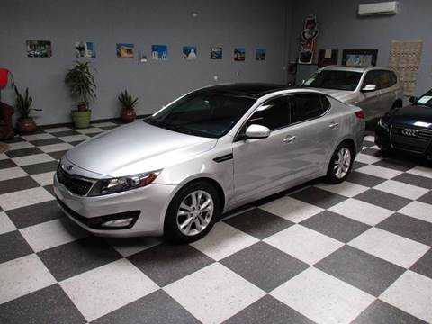 2012 Kia Optima for sale at Santa Fe Auto Showcase in Santa Fe NM