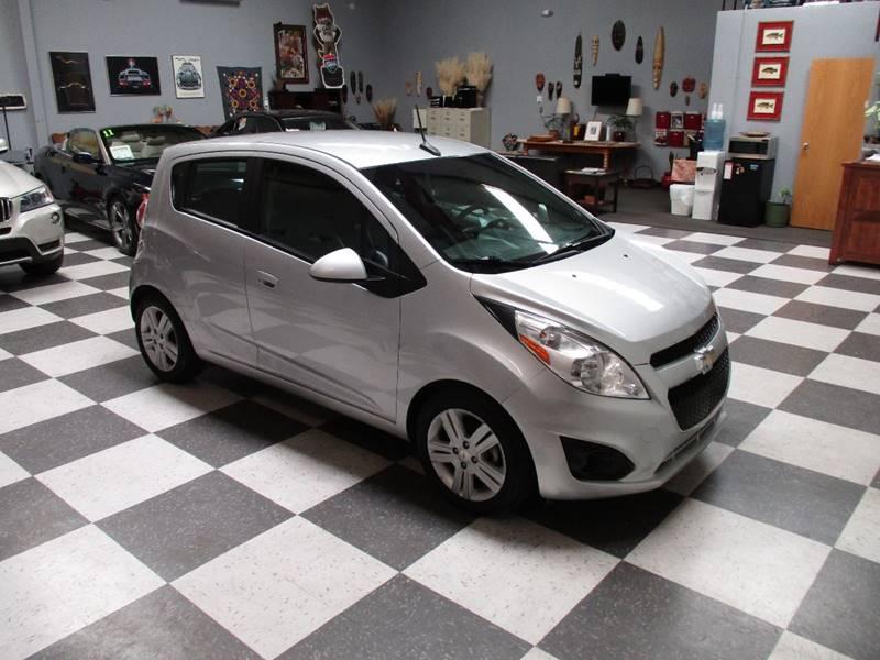 2014 Chevrolet Spark for sale at Santa Fe Auto Showcase in Santa Fe NM