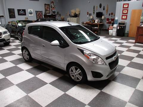 2014 Chevrolet Spark for sale at Santa Fe Auto Showcase in Santa Fe NM