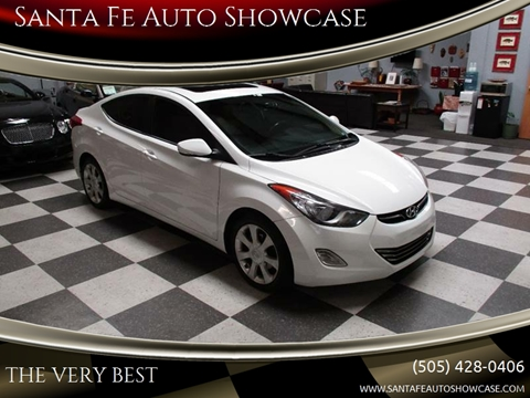 2012 Hyundai Elantra for sale at Santa Fe Auto Showcase in Santa Fe NM