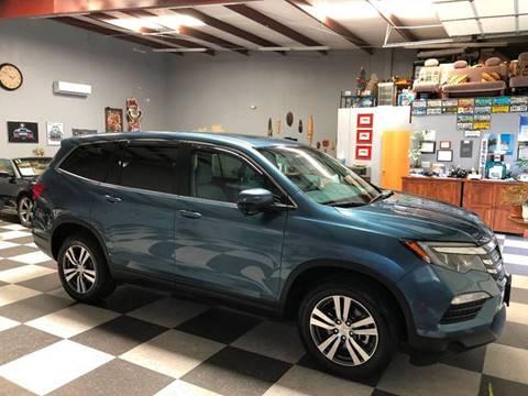 2016 Honda Pilot for sale at Santa Fe Auto Showcase in Santa Fe NM