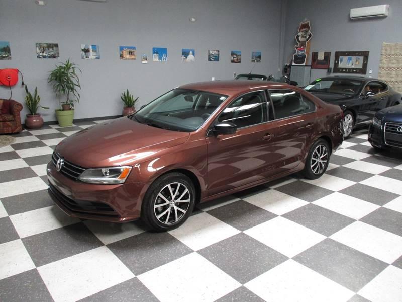 2016 Volkswagen Jetta for sale at Santa Fe Auto Showcase in Santa Fe NM