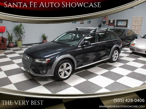 2014 Audi Allroad for sale at Santa Fe Auto Showcase in Santa Fe NM