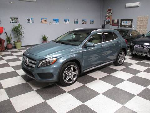 2015 Mercedes-Benz GLA for sale at Santa Fe Auto Showcase in Santa Fe NM