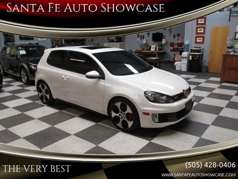 2011 Volkswagen GTI for sale at Santa Fe Auto Showcase in Santa Fe NM