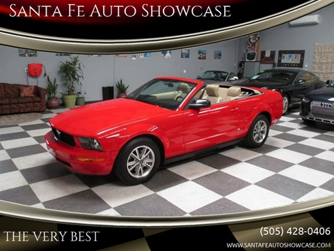 2005 Ford Mustang for sale at Santa Fe Auto Showcase in Santa Fe NM