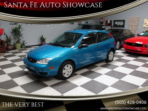 2007 Ford Focus for sale at Santa Fe Auto Showcase in Santa Fe NM