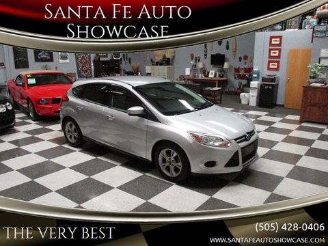 2014 Ford Focus for sale at Santa Fe Auto Showcase in Santa Fe NM