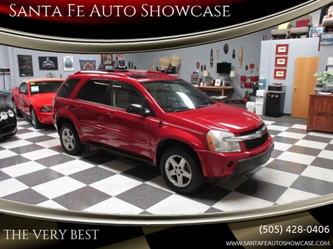 2005 Chevrolet Equinox for sale at Santa Fe Auto Showcase in Santa Fe NM