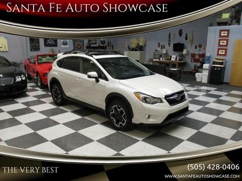 2015 Subaru XV Crosstrek for sale at Santa Fe Auto Showcase in Santa Fe NM