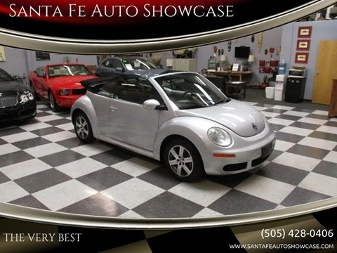 2006 Volkswagen New Beetle for sale at Santa Fe Auto Showcase in Santa Fe NM