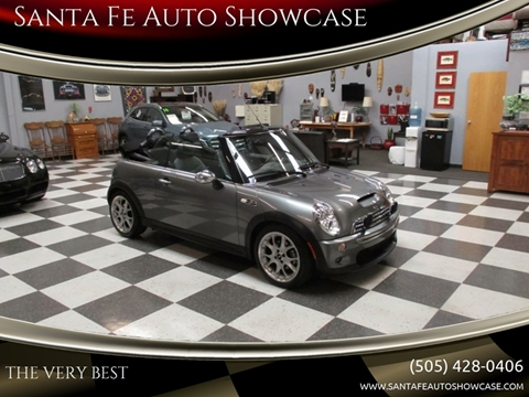 2008 MINI Cooper for sale at Santa Fe Auto Showcase in Santa Fe NM