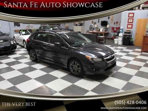 2013 Subaru Impreza for sale at Santa Fe Auto Showcase in Santa Fe NM