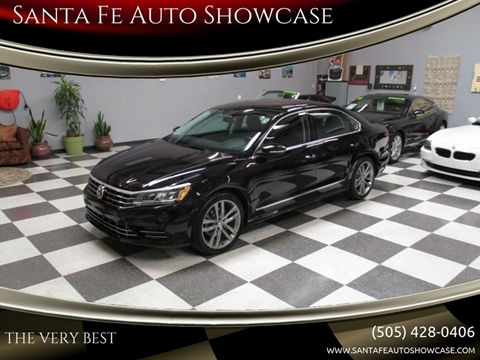 2016 Volkswagen Passat for sale at Santa Fe Auto Showcase in Santa Fe NM