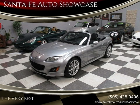 2009 Mazda MX-5 Miata for sale at Santa Fe Auto Showcase in Santa Fe NM