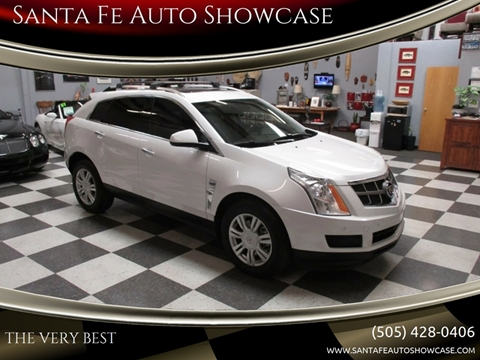 2010 Cadillac SRX for sale at Santa Fe Auto Showcase in Santa Fe NM