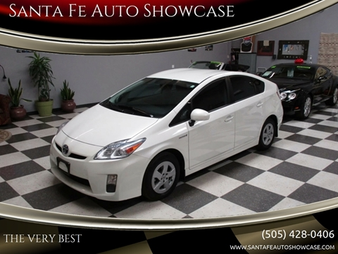 2011 Toyota Prius for sale at Santa Fe Auto Showcase in Santa Fe NM
