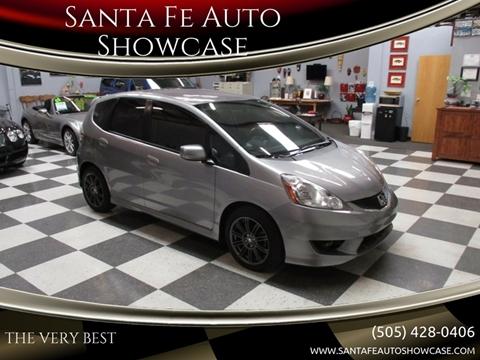 2009 Honda Fit for sale at Santa Fe Auto Showcase in Santa Fe NM