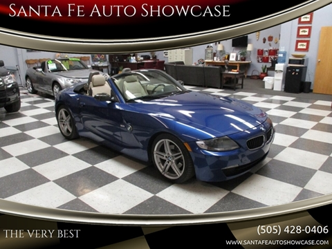 2008 BMW Z4 for sale at Santa Fe Auto Showcase in Santa Fe NM