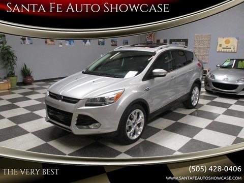 2014 Ford Escape for sale at Santa Fe Auto Showcase in Santa Fe NM