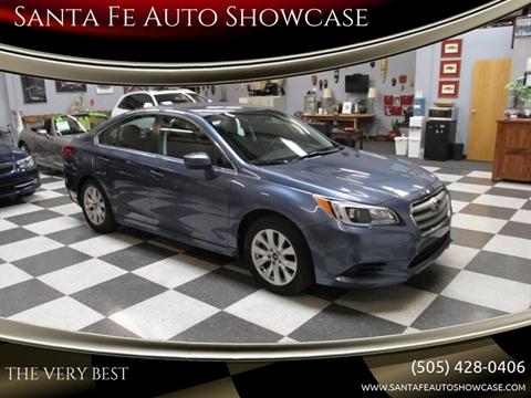 2016 Subaru Legacy for sale at Santa Fe Auto Showcase in Santa Fe NM