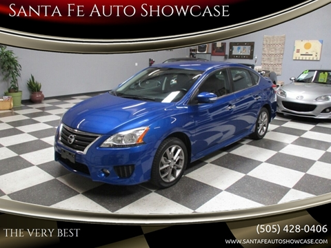 2015 Nissan Sentra for sale at Santa Fe Auto Showcase in Santa Fe NM