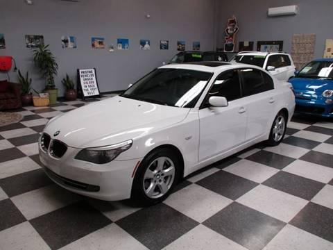 2008 BMW 5 Series for sale at Santa Fe Auto Showcase in Santa Fe NM