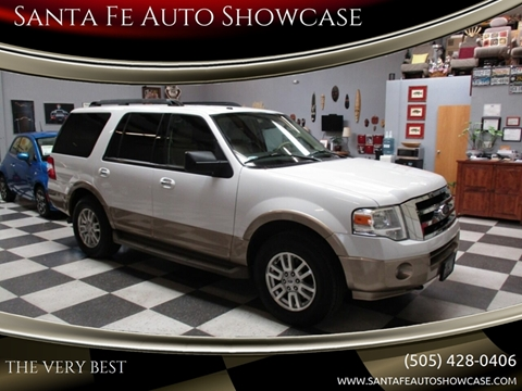 2011 Ford Expedition for sale at Santa Fe Auto Showcase in Santa Fe NM
