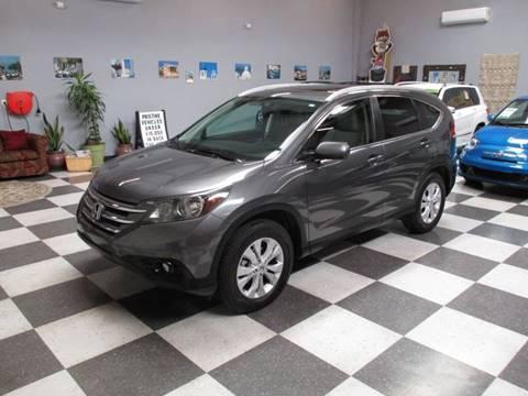 2013 Honda CR-V for sale at Santa Fe Auto Showcase in Santa Fe NM
